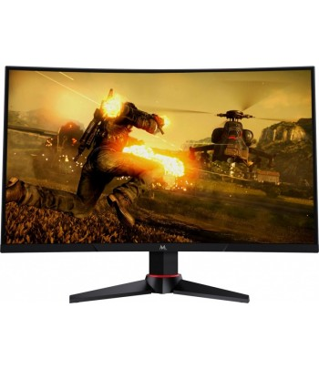 MON. 27'' LED MTEK GAME M27KG1F 144GHZ 4MS CURVO