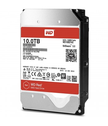 HD SATA3 10TB WD 5400 RED NAS.