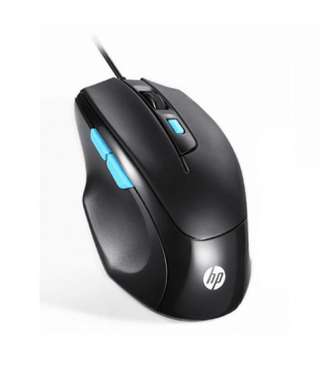 MOUSE USB HP M150 OPTICO GAMING 6 BTOES PRETO.
